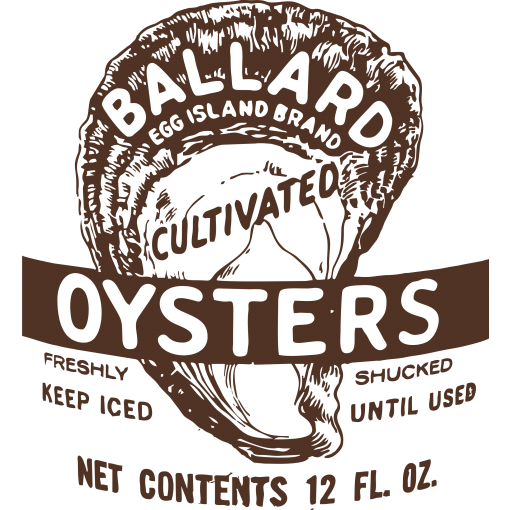 Ballard Oysters One-Piece, Toddler T-Shirt