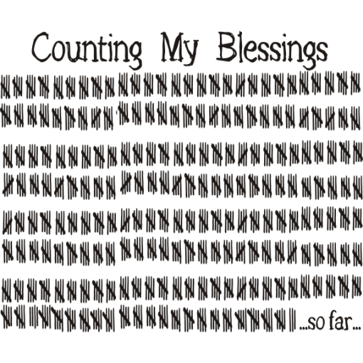 Counting My Blessings Baby One-Piece, Toddler T-Shirt