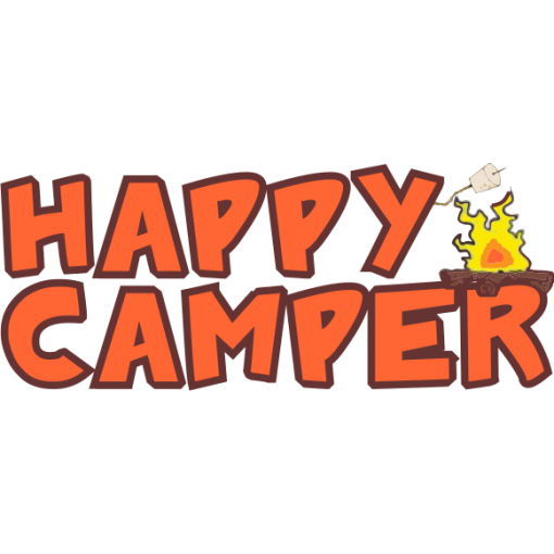 Happy Camper Baby One-Piece, Toddler T-Shirt
