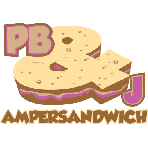 PB&J Ampersandwich T-Shirt