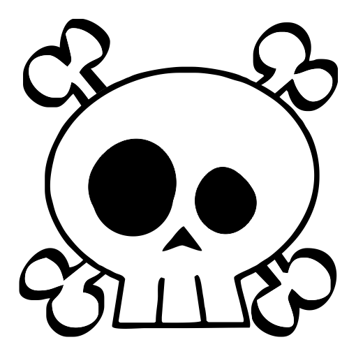 Skull & Crossbones Kids T-Shirt