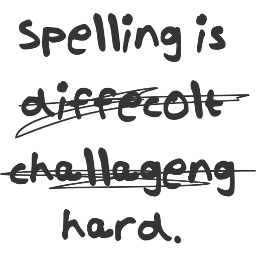 Spelling Is...Hard T-Shirt