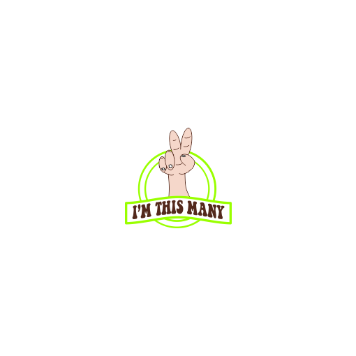I'm This Many... Baby One-Piece, Toddler T-Shirt