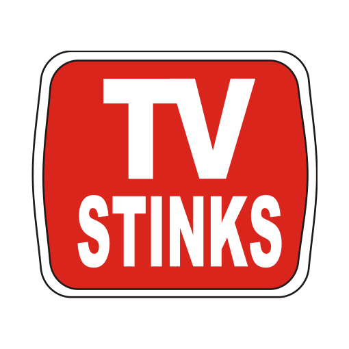 TV Stinks Kids T-Shirt