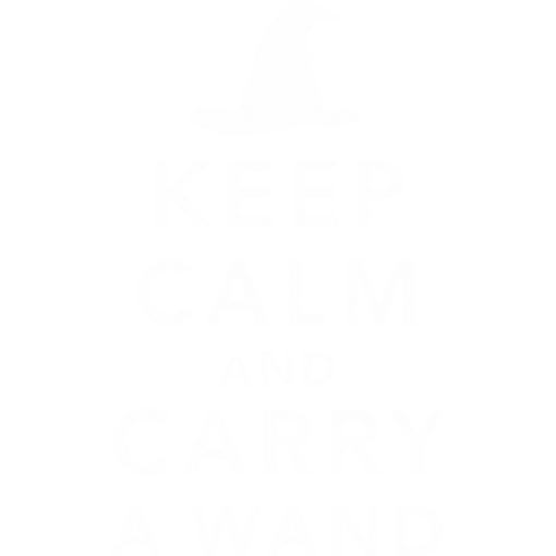 Keep Calm & Carry a Wand One-Piece, Toddler T-Shirt