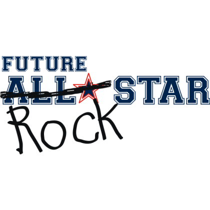 Future Rock Star Baby One-Piece, Toddler T-Shirt