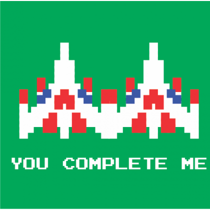 You Complete Me Kids T-Shirt