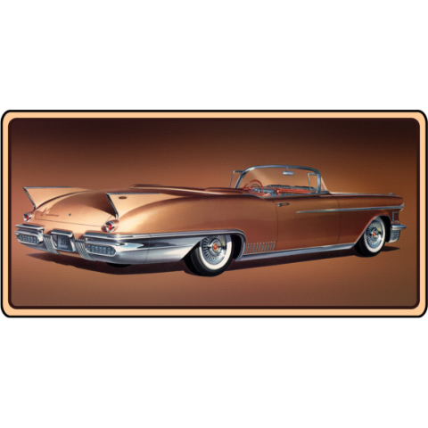 59 Cadillac Convertible Kids T-Shirt