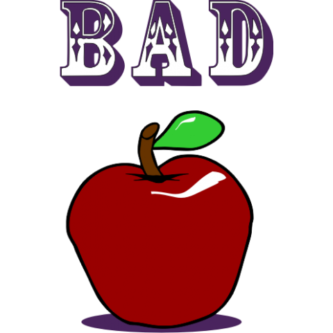 Bad Apple Kids T-Shirt