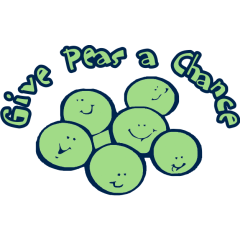 Give Peas a Chance Baby One-Piece, Toddler T-Shirt