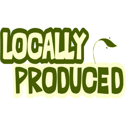 Locally Produced Kids T-Shirt