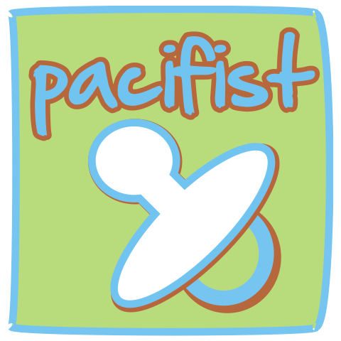 Pacifist Baby One-Piece, Toddler T-Shirt