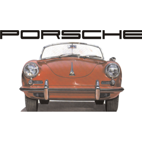 62 Porsche Baby One-Piece, Toddler T-Shirt