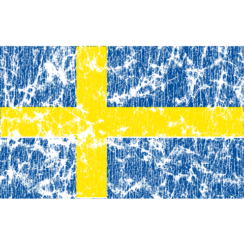Sweden Kids T-Shirt
