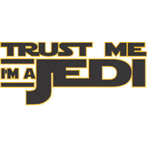 Trust Me, I'm a Jedi Kids Star Wars T-Shirt