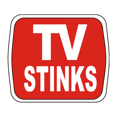 TV Stinks T-Shirt